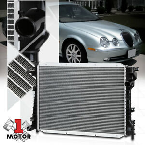 Aluminum Radiator Oe Replacement For 00 09 Lincoln Ls Thunderbird At Dpi 2256