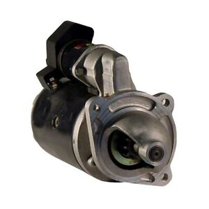 Starter Fits Ford Diesel Tractors 2000 3000 4000 5000 26211 26211a 26211e 16608