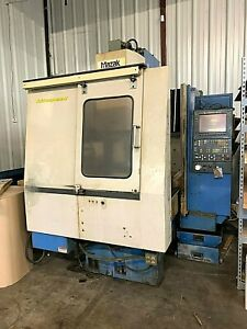 1990 Mazak Ajv 18 Vertical Milling Machine