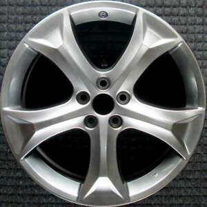 Toyota Venza Hyper Silver 20 Inch Oem Wheel 2009 To 2016