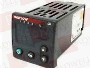 Watlow 96a1 dddm 00rr 96a1dddm00rr used Tested Cleaned