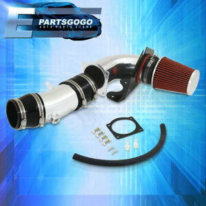 For 94 95 Mustang 5 0 Performance Cold Air Induction Intake Filter System Polish