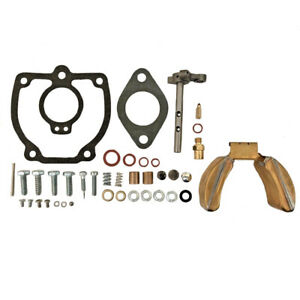 Carburetor Repair Kit W Shaft Float For Farmall 460 560 606 660 Tractor