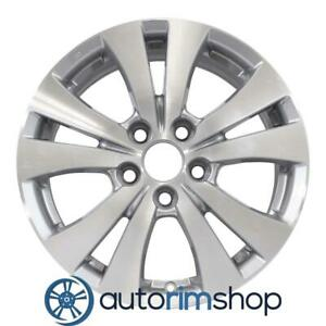 Honda Odyssey 2014 2015 2016 2017 17 Oem Wheel Rim Machined Lilac Silver