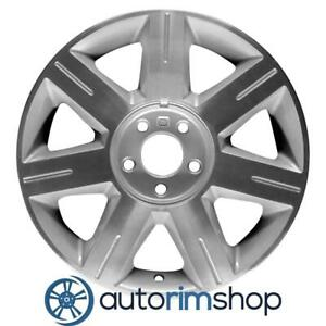 Cadillac Dts 2006 2007 17 Oem Wheel Rim W Out Ledge In Window