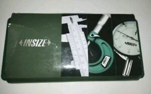 Insize Precision Measurement 3 Piece Set New In Box 5003 1 Calipers