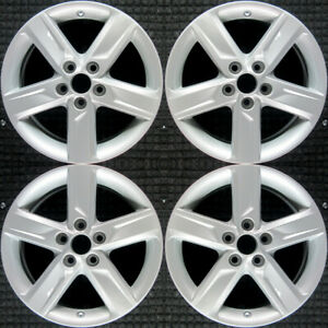 Toyota Camry All Silver 17 Oem Wheel Set 2012 To 2014