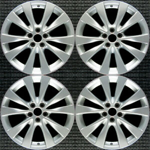 Toyota Venza Painted 19 Oem Wheel Set 2013 To 2016