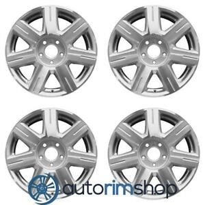 Cadillac Dts 2006 2007 17 Factory Oem Wheels Rims Set With Ledge