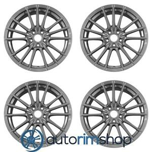 Subaru Impreza 2010 2014 17 Oem Wheels Rims Set