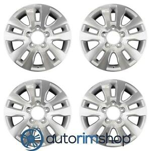 Toyota Sequoia Tundra 2008 2019 20 Factory Oem Wheels Rims Set Machined With Si