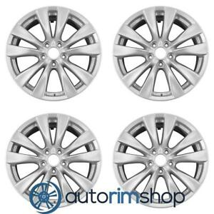 Infiniti M37 M56 M35 M35h 2011 2013 18 Factory Oem Wheels Rims Set