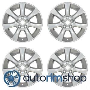 Cadillac Ats 2013 2016 17 Factory Oem Wheels Rims Silver Set
