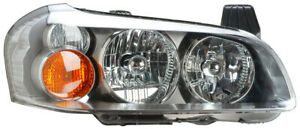 For 2002 2003 Nissan Maxima Headlight Passenger Right Side