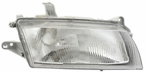 For 1997 1998 Mazda 323 protege Headlight Passenger Right Side