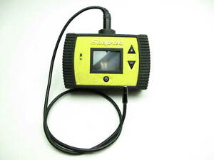 Snap On Bk5500ay Video Inspection Scope
