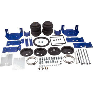 Rear Air Helper Spring Bag Kit For Ford F250 350 450 Super Duty 2017 5000 Lbs
