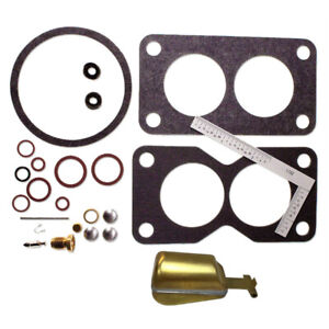 Marvel Schebler Economy Carburetor Kit With Float For John Deere 50 60 70 520