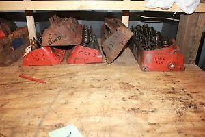 1962 1963 Corvette 327 Engine Blocks 870 Small Blocks C 7 2 J 7 2 L 7 2