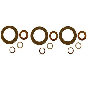 Fuel Injection Injector Seal Kit Fits Ford 2000 3000 4000 5000 6000 7000 Tractor