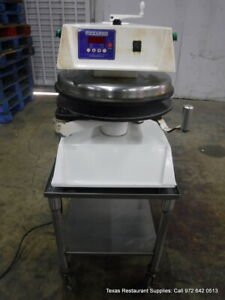Doughpro Dp1300a Pizza Pro Dough Press With Stand 120 Volts