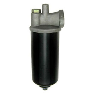 Oil Filter Base With Canister For International 384 2424 B414 424 444 354 2444
