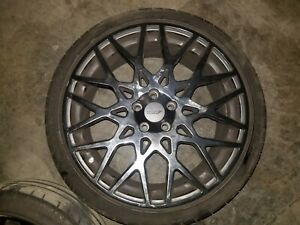 Tsw Vale Ford Focus Rs St Wheel And Tire 19 5x108