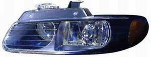 For 2000 Chrysler Town Country Headlight Driver And Passenger Pair Set