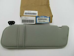 New Oem Lh Drivers Sun Visor Flint Gray 1f70 69 260 30 For Various Mazda Trucks