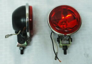 2x 3 Universal Fog Driving Brake Light With Choices Of 5 Color