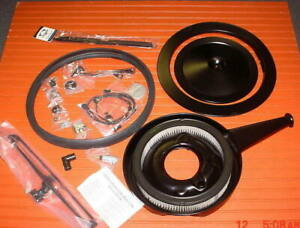 Camaro Cowl Induction Air Cleaner Assembly 1969 1968 1st Gen Ss Z28 Reproduction