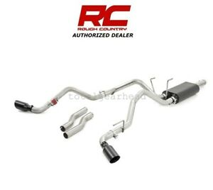2009 18 Dodge Ram 1500 4 7l 5 7l Rc Dual Cat Back Exhaust System W Tips 96009
