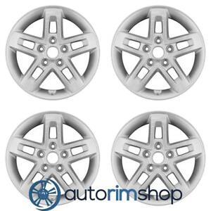 New 16 Replacement Wheels Rims For Kia Soul 2010 2013 Set Silver