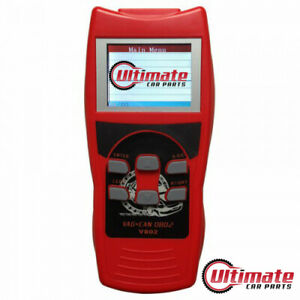 Fault Code Diagnostic Scanner Works With Airbag Abs Engine Oil On Vw And Audi