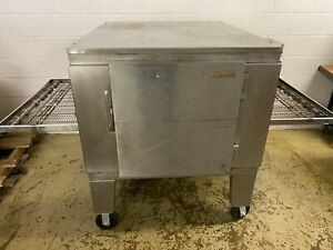 Lincoln Impinger 1000 Series Gas Conveyor Pizza Bread Baking Oven Tested