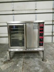 Dcs Professional Convection Oven Natural Gas Stand Tested No Tag