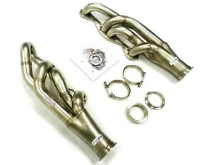 Stainless Turbo Manifold From Maximizer Hp For 1966 96 Gm Chevy Sbc Small Block