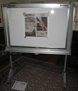Panasonic Panaboard Color Electronic Whiteboard Ub 2315c Used Tested Great Shape