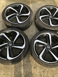 19 Honda Accord Sport Oem Wheels Rims Tires 2018 2019 2020