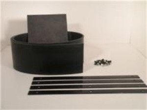 Universal V plow Snow Plow Deflector Kit For Boss Msc01565
