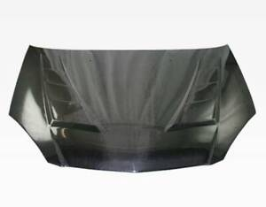 Vis Racing Carbon Fiber Hood Terminator Style For Acura Rsx 2dr 02 06