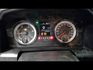 Speedometer Head instrument Cluster 2016 Ram2500 Sku 2631575