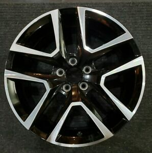 Volvo S60 V60 18 Factory Oem Wheel Tucan 31664048 2017 2018 Stock Wheel Black