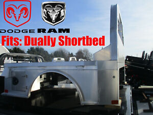 Dodge Ram Dually Short Bed Cm Alsk Flatbed Aluminum Replacement Body 265059