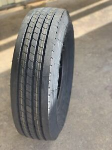 4 New Lt245 75r16 Evoluxx All Steel Commercial Truck Tires Lrf 12pr Heavy Duty