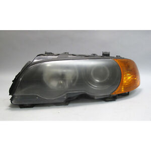 2000 2001 Bmw E46 3 Series 2door Left Front Driver S Xenon Headlight Lamp Oem