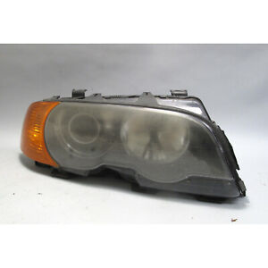 2000 2001 Bmw E46 3 Series 2door Right Front Passenger S Xenon Headlight Lamp Oe