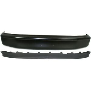 New Kit Bumper Face Bar Front For Truck F150 F250 F350 Fo1002340 Fo1095154