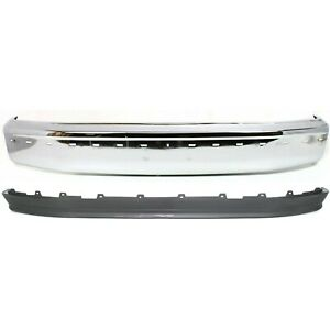 Bumper For 1992 1996 Ford F 150 Front Kit