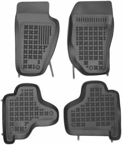 All Weather Floor Mats Liners Set For Jeep Liberty 2008 2013 Suv 3d Custom Fit